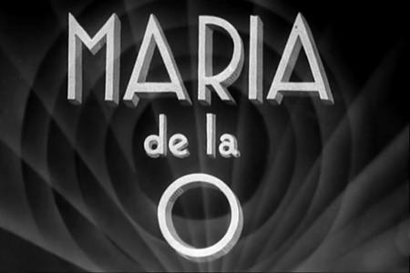 María De La O De Francisco Elías 1936 Contada Por Santiago Aguilar